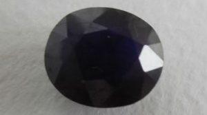 Чёрный сапфир: описание камня и его свойств, фото