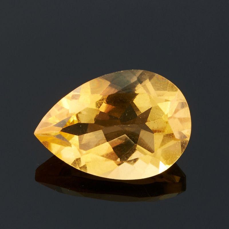 Цитрин — камень привлекающий деньги