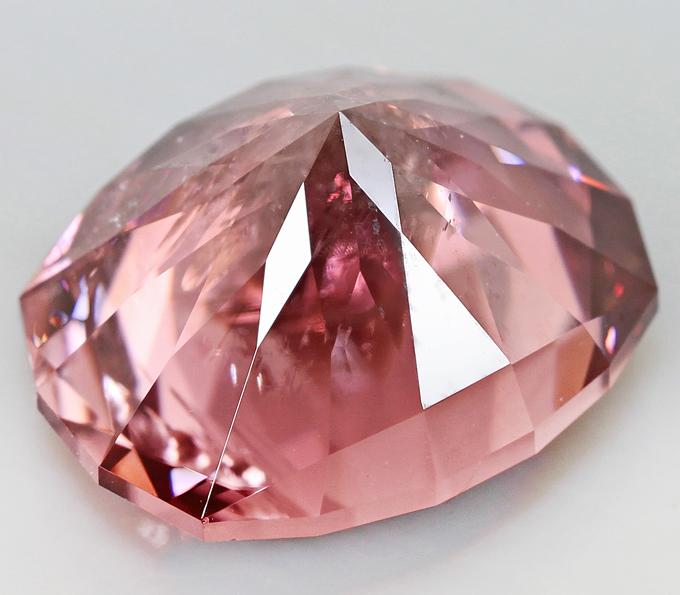 розовый циркон фото