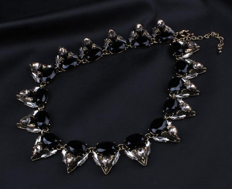 ожерелье с морионом