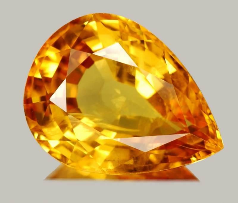 топаз золотой