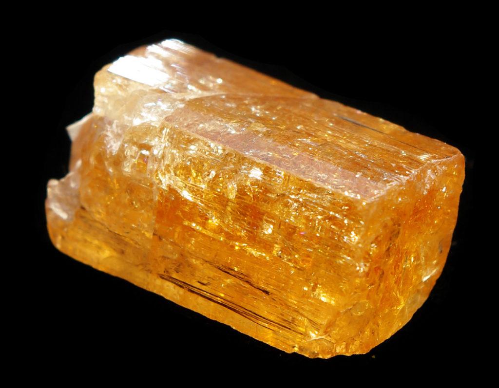 свойства жёлтого топаза