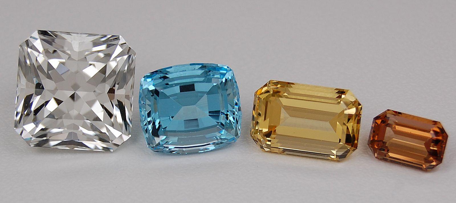 Топаз камень: фото легенды и свойства минерала