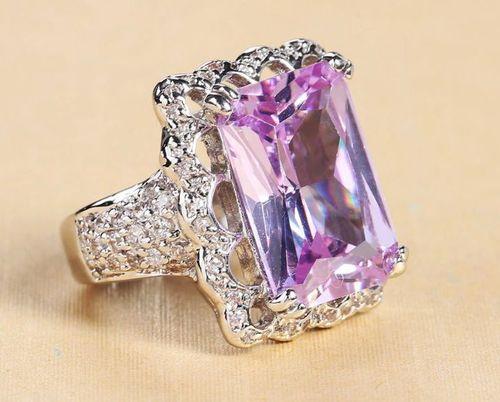 свойства фиолетового топаза