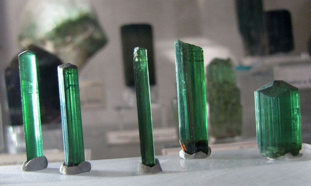 описание камня зелёный кварц