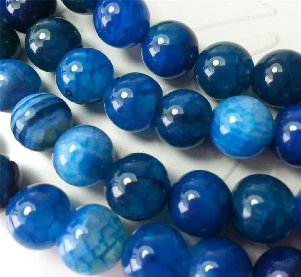 синий агата для знаков зодиака