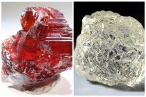 Что дороже — алмаз или рубин