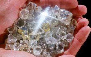 Какого цвета бывает алмаз