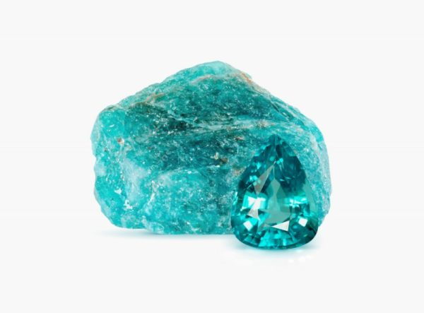 Что за камень апатит