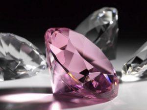 Магические свойства розового алмаза