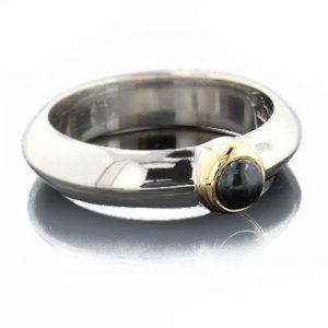 Какие бывают кольца с гематитом