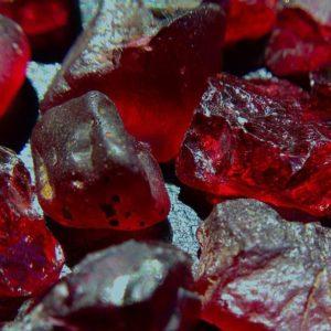 История минерала