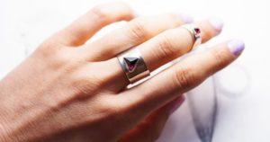 Значение кольца с гранатом