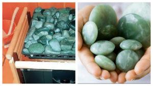 Сибирский жадеит: описание минерала