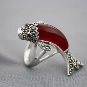 Как правильно носить кольцо с сердоликом