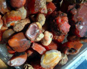 Сердолик (карнеол) — камень, радующий сердце
