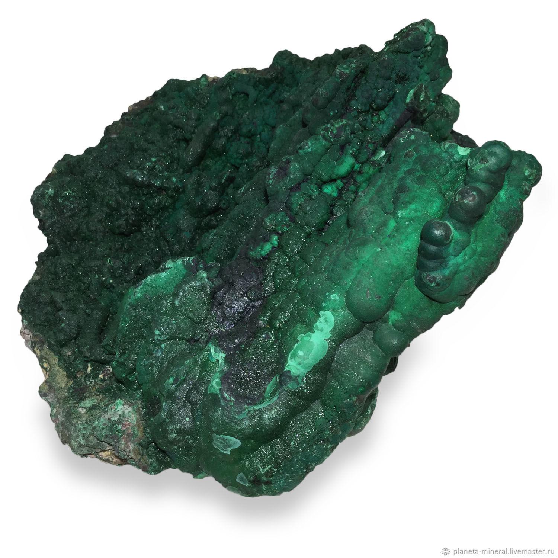 Доклад о минерале малахит