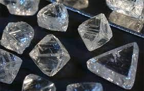 Алмаз - ослепительная красота