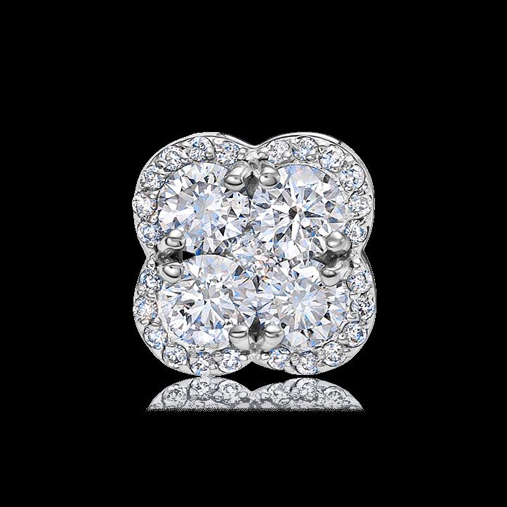 Зачем покупать бриллиантовый кулон жене