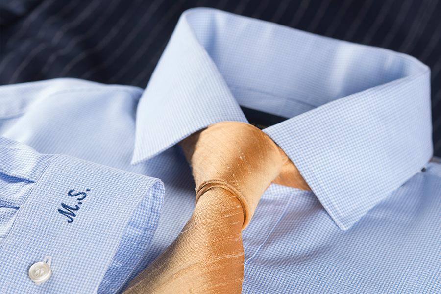 Рубашка на заказ. За и против