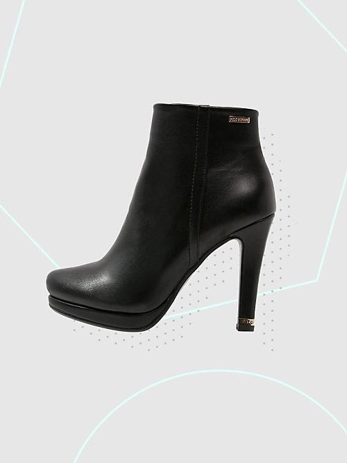 Типы женской обуви